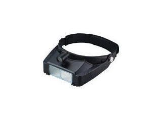 I.L.K./池田レンズ工業 LEDライトヘッドルーペ BM120LABD