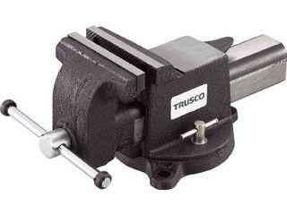 完璧 【】回転台付アンビルバイス VRS-250N:エムスタ 250mm TRUSCO/トラスコ中山-DIY・工具