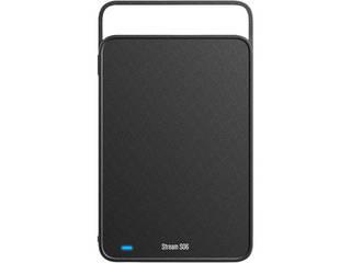 Silicon Power/シリコンパワー USB3.0対応外付けハードディスク 4TB Stream S06 SP040TBEHDS06A3KTV