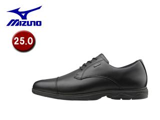 mizuno/ミズノ B1GC1629-09 メンズビジネスシューズ LD40 STα 【25.0】 (ブラック)