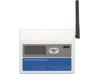 A&D/エー・アンド・デイ ワイヤレス温湿度計(中継機) AD5665-02