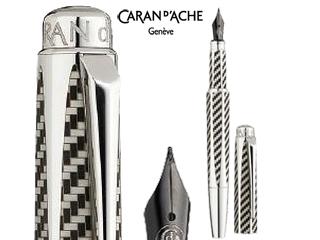 CARAN dACHE/カランダッシュ 【RNX.316】ファイバー 万年筆 F 4590-073