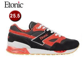 Etonic/エトニック EMLJ17-08-119 STABLE BASE UNISEX 【25.5】(BLK/RED)