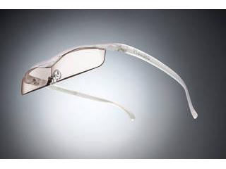 Hazuki Company/ハズキ 【Hazuki/ハズキルーペ】メガネ型拡大鏡 クール カラーレンズ 1.6倍 パール改良版 【ムラウチドットコムはハズキルーペ正規販売店です】
