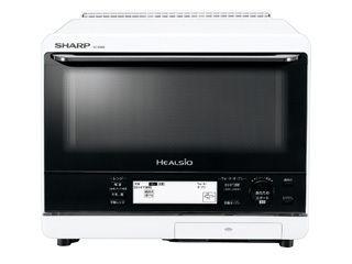 SHARP/シャープ AX-XS500-W ウォーターオーブン ヘルシオ 【過熱水蒸気コントロール機能】【30L(2段調理)】(ホワイト)