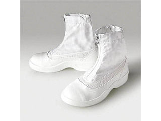 GOLDWIN/ゴールドウイン 静電安全靴セミロングブーツ ホワイト 25.0cm PA9875-W-25.0