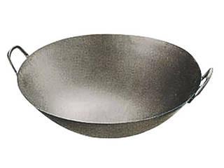 チタニアチタン両手中華鍋 45cm