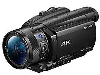 SONY ソニー 【納期10月下旬以降】FDR-AX700 デジタル4Kビデオカメラレコーダー Handycam/ハンディカム 【ビデオカメラ】