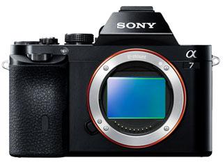 SONY/ソニー ILCE-7 ボディのみ デジタル一眼カメラ α7 【アルファ】