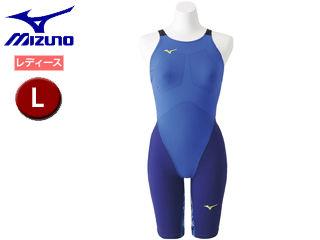 mizuno/ミズノ N2MG8712-27 MX-SONIC G3 ハーフスーツ 【L】 (ブルー)