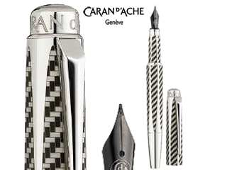 CARAN dACHE/カランダッシュ 【RNX.316】ファイバー 万年筆 M 4590-083