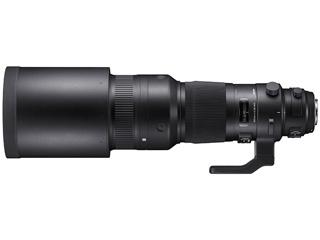 SIGMA/シグマ 【納期約2週間かかります】500mm F4 DG OS HSM Sports キヤノンマウント CANONマウント