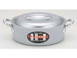 hokua/北陸アルミニウム 業務用マイスターIH 外輪鍋/33cm