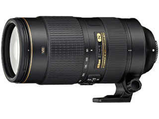 Nikon/ニコン AF-S NIKKOR 80-400mm f/4.5-5.6G ED VR