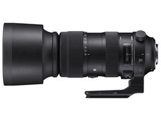 SIGMA/シグマ 60-600mm F4.5-6.3 DG OS HSM Sports キヤノンマウント CANONマウント