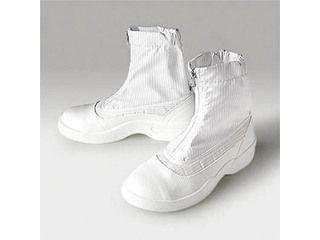 GOLDWIN/ゴールドウイン 静電安全靴セミロングブーツ ホワイト 25.5cm PA9875-W-25.5