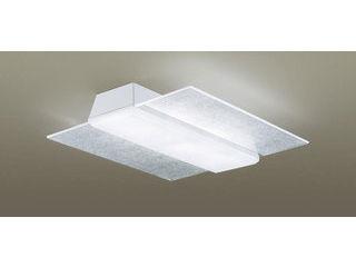 Panasonic/パナソニック LGBZ1187 LEDシーリングライト パネル付型 透明・模様入【調光調色】【~8畳】【天井直付型】