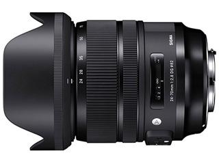 SIGMA/シグマ 24-70mm F2.8 DG OS HSM Art キヤノンマウント CANONマウント