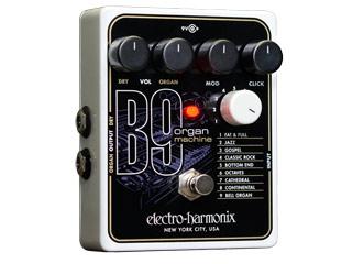 【nightsale】 electro harmonix/エレクトロハーモニクス B9 Organ Machine オルガンシミュレーター エフェクター 【国内正規品】