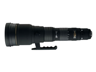 SIGMA/シグマ 300-800mm F5.6 APO EX DG HSM for Canon