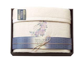プレーリードッグ 泉州匠の彩 カシミヤ入ウール綿毛布(毛羽部分)2枚セット/SHW-20051