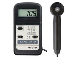 MotherTool/マザーツール UV-340A デジタル紫外線強度計