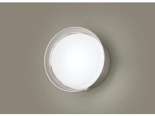 Panasonic/パナソニック LGWC81331LE1 LEDポーチライト シルバーメタリック【昼白色】【明るさセンサ付】【壁直付型】