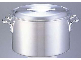 AKAO/アカオアルミ 【代引不可】アルミDON半寸胴鍋 54cm