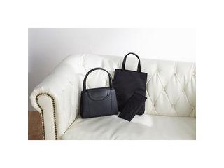 La セール価格 Jiruma ラジルマ ヒロミイチダ 売り込み ブラック フォーマルバッグセット 80553-03