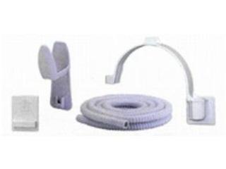 工進 休み ミニポンディ 洗濯機への給水ホースセット 4mホース U型ノズル 売り出し NH-4U ホースガイド