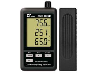 MotherTool/マザーツール MCH-383SD デジタル温湿度・CO2計