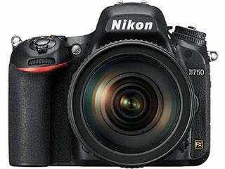 【納期にお時間がかかります】 Nikon/ニコン D750 24-120 VR レンズキット