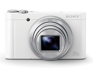 SONY/ソニー DSC-WX500-W(ホワイト) Cyber-shot/サイバーショット