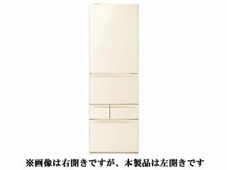 【標準配送設置無料!】 TOSHIBA/東芝 【まごころ配送】VEGETA GR-P41GXVL-(ZC) [ラピスアイボリー] 冷蔵庫(左開き)(411L) 【お届けまでの目安:29日間】