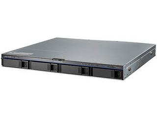 I・O DATA アイ・オー・データ 10GbE&マルチギガビット対応 Linuxベース法人向け4ドライブ ラックマウントNAS 32TB HDL4-XA32-U