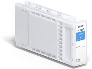 EPSON/エプソン SureColor用 インクカートリッジ/350ml(シアン) SC18C35