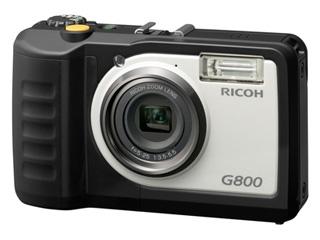 【お得なセットもあります!】 RICOH/リコー RICOH G800 防水・防塵・業務用デジタルカメラ 【catokka】