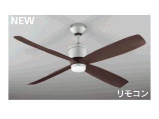 ODELIC/オーデリック WF080 LEDシーリング DCモーターファン 器具本体【パイプ吊り】