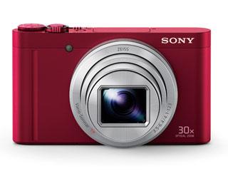 SONY/ソニー DSC-WX500-R(レッド) Cyber-shot/サイバーショット