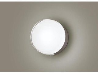 Panasonic/パナソニック LGWC81335LE1 LEDポーチライト プラチナメタリック【昼白色】【明るさセンサ付】【壁直付型】