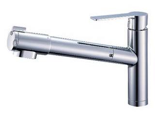 SANEI K87580JVS浄水ワンHスプレー栓レバー上