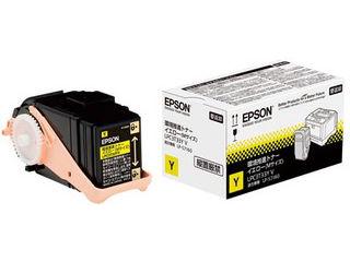 EPSON/エプソン LP-S7160シリーズ用 環境推進トナー/イエロー/Mサイズ (印刷可能ページ:約5300ページ) LPC3T33YV
