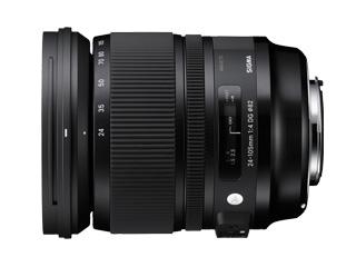 SIGMA/シグマ 24-105mm F4 DG OS HSM   Art シグママウント
