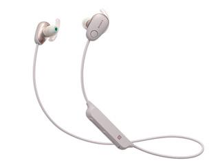 SONY/ソニー WI-SP600NP(ピンク) ワイヤレスノイズキャンセリングステレオヘッドセット