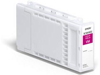 EPSON/エプソン SureColor用 インクカートリッジ/350ml(ビビッドマゼンタ) SC18VM35