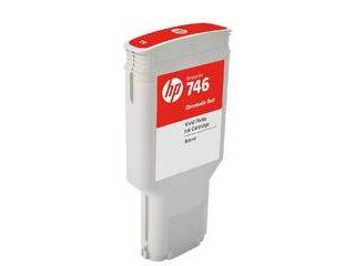 HP(Inc.) HP 746 インク CRレッド 300ml