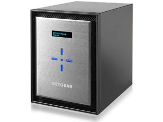 NETGAER/ネットギア・インターナショナル デスクトップ型ユニファイド・ネットワークストレージ ReadyNAS 626X 6ベイ RN626X00-100AJS 【こちらはディスクレスモデル(HDD非搭載モデル)です】