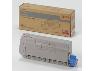 OKI/沖データ トナーカートリッジ(大) マゼンタ (C712dnw) TC-C4CM2