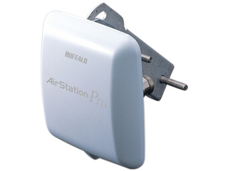 BUFFALO バッファロー 5.6GHz/2.4GHz 屋外遠距離通信 平面型アンテナ WLE-HG-DA/AG