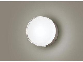 Panasonic/パナソニック LGWC81336LE1 LEDポーチライト シルバーメタリック【昼白色】【明るさセンサ付】【壁直付型】